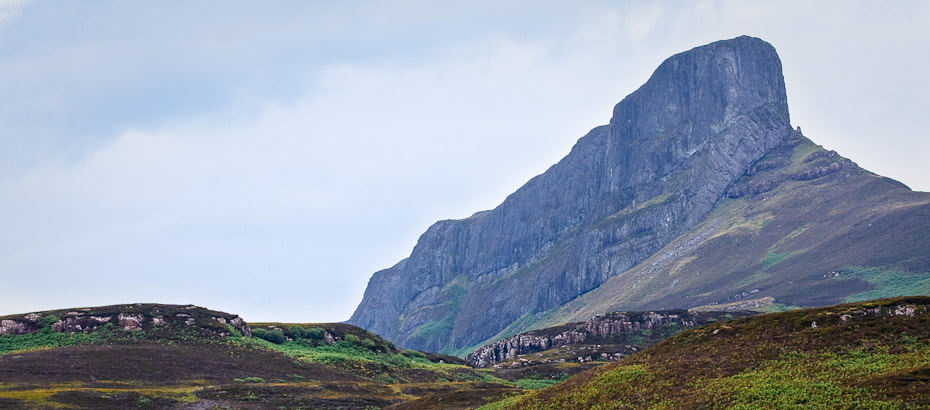 Isle of Eigg with An Sgurr